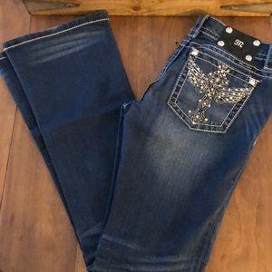 Size 29 miss me Jeans